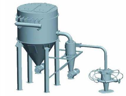 超音速气流粉碎机生产超细粉体的危害及防治
