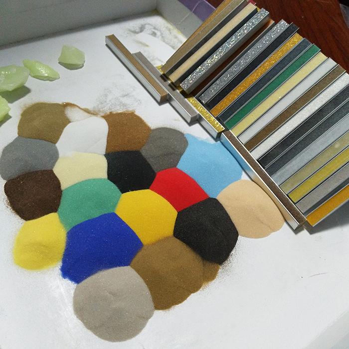 竹中现货 高性能 彩色 不掉色 玻璃微珠 新技术无杂质 滑动好 玻璃微珠厂家