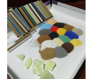 空心玻璃微珠 玻璃微珠原材料 供应原材料
