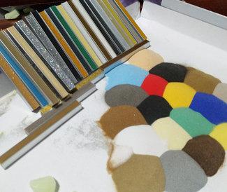 不掉色 现货 供应 烧结玻璃微珠 超细 彩色 高性能玻璃微珠哪里有 价格 作用